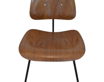 Herman Miller 1950s Walnut Dining Room Chair with New HM Frames