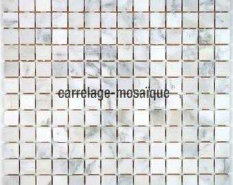 Bathroom Opal stone mosaic