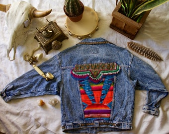 ACIDWASHED SUNSET DENIM