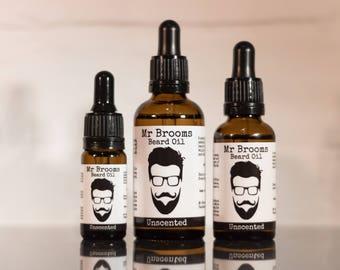 Mr Brooms Beard Oil