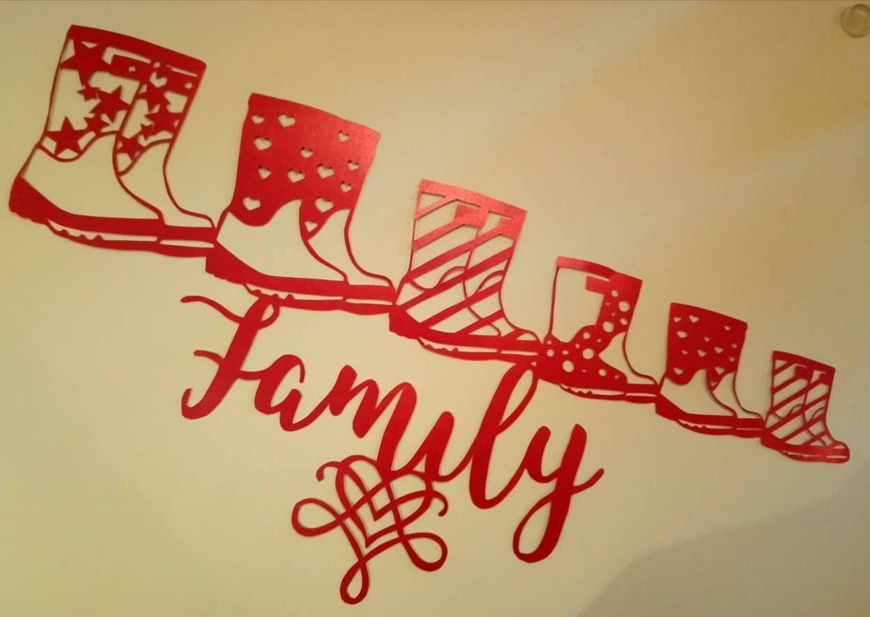 Beautiful Family Sign Wall Decor Gallery - The Wall Art Decorations ...