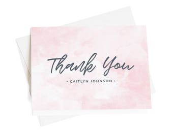 business thank you note cards