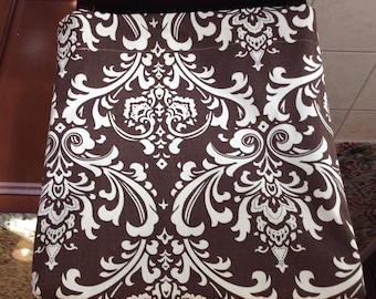 Chair Back Covers Kitchen Chair Slipcover, Dining Room Chair Cover, Counter  Or Bar Stool