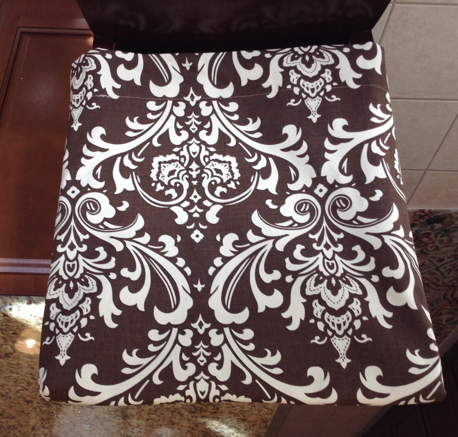Chair Back Covers Kitchen chair slipcover dining room chair