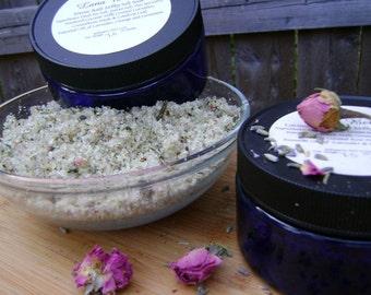 Eirene Vegan Milky Bath Salt Soak