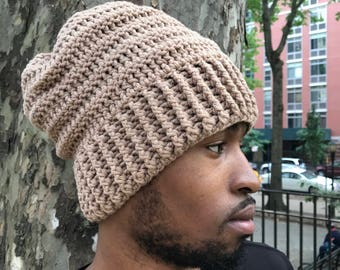 Slouchy Beanie Men/ Slouchy Beanie Women/Slouchy Beanie Hat/ Winter Fashion/ Winter Hat