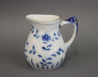 Cream jug in butterfly by B&G