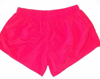 Red Shorts by Stately  are designed to accent all figures. Stately red Low Rise Shorts are often worn by groups at events