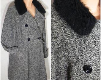 women coats xl Size Coat 80s