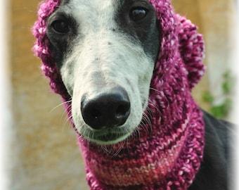 Hat for greyhound/galgo/lurcher