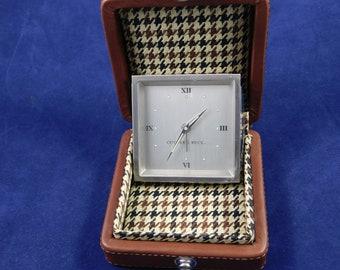 Vintage Cutter Buck Travel Alarm Clock