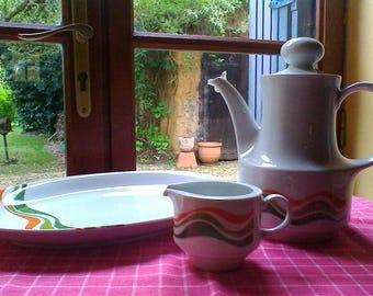 Tea or Coffee Set - Mitterteich vintage set
