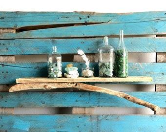 Driftwood Shelf - Wood Shelf Made of Reclaimed Materials!