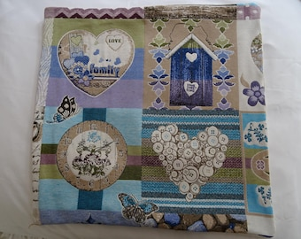 romantic fabric Cushion cover