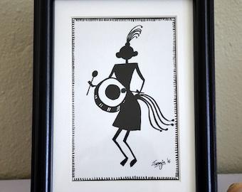 Warli Painting - Tribal Art of India