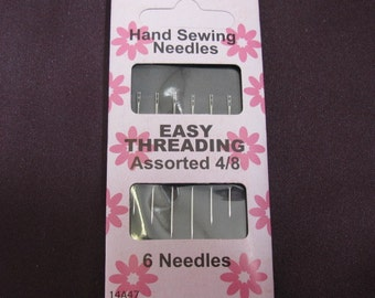 Top Quality Hand Sewing Easy Thread Needles