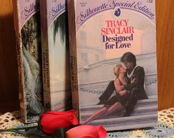Silhouette Romance Novels ~Special Editions ~ Softcover First Printing First Editions~ Contemporary Romance ~ Collectible 1982 Novels