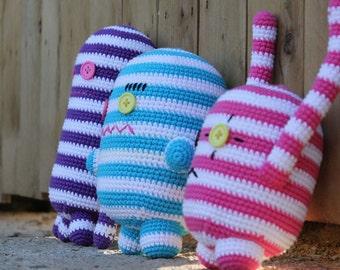 Amigurumi Pattern, Monster, Handmade, PDF, Digital file, Doll, Crochet Amigurumi Pattern