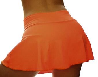 Skirts w/ Buitin Shorts Skorts Running Tennis Xco Gym Golf Training Clubbing Dance Brazilian Workout Clothes Social Clubbing SML Leggings