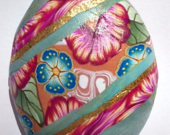 Decorative Easter Egg Magnet 1293