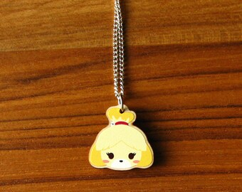 Isabelle Necklace or Strap