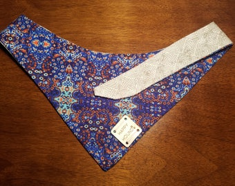 Fiesta -- Double Sided Dog Bandana