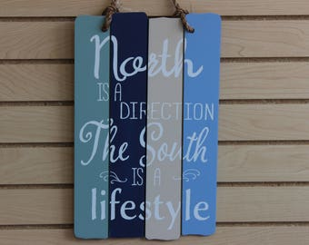 """Southern Crafty,   """"North is a Direction, The South is a Way of Life"""""""