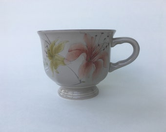 Mikasa Janette Replacement Coffee or Tea Cup/ Vintage Mikasa Japan F 3753