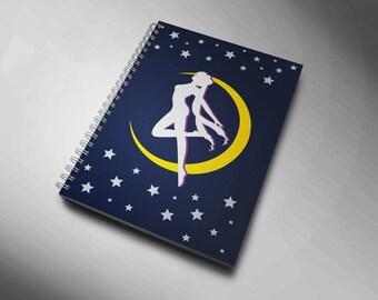 Notebook Usagi - Sailor Moon