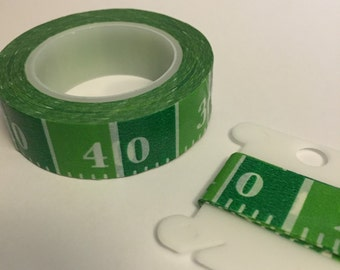 Football Washi Tape Decorative Tape Sample for your planner