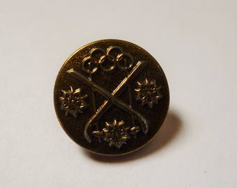 20 buttons silver brass ancient Olympic Games