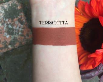 Terracotta Liquid Lipstick