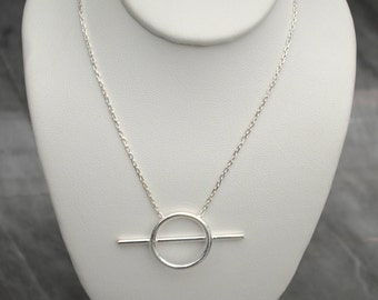 Sterling silver Necklace Ginny, Silver 925, fine jewelry