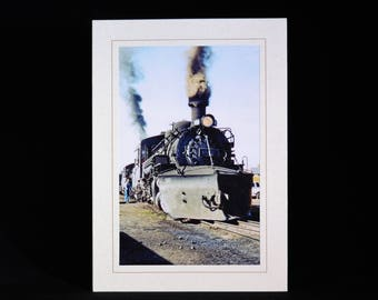 Greeting Cards, Note Cards, Railroad Note Cards, Customized Note Cards, Note Cards With Photo, Blank Note Cards, Color Note Cards, Note Card