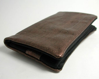"""Tobacco pouch, Wallet, Mobile Phone pouch """"orient leather"""""""