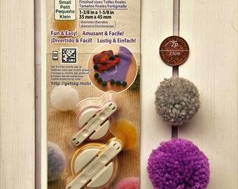 Pom Pom Makers - Small Clover Brand - Set of 2