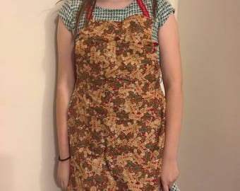 Child Gingerbread Apron