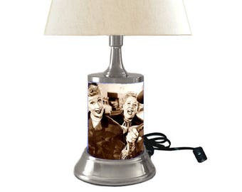 I Love Lucy Lamp With Shade, CHWC