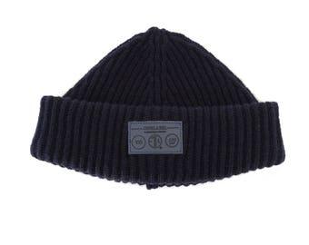 Daffy Navy Season 1 - Fisherman Beanie Hat by Onelabel® - Made in the U.K.