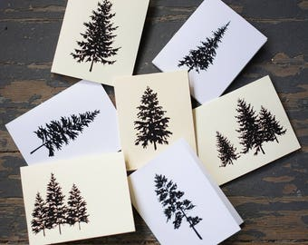 Conifer Cards