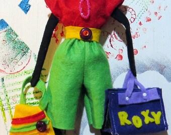 SM920 – Foxy Roxy