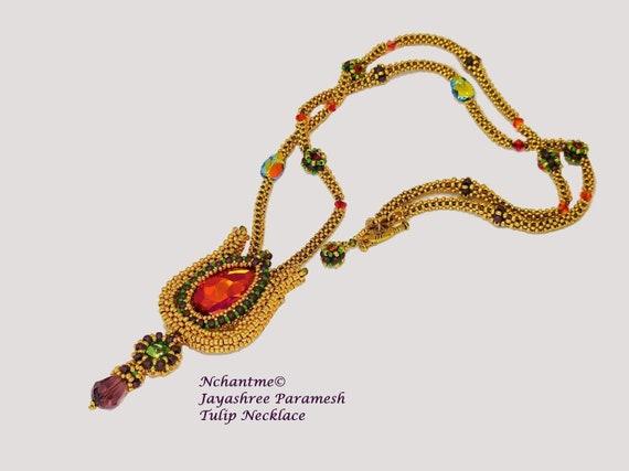 Tulip Necklace Kit