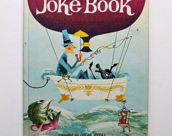 The Joke Book by Oscar Weigle 1963