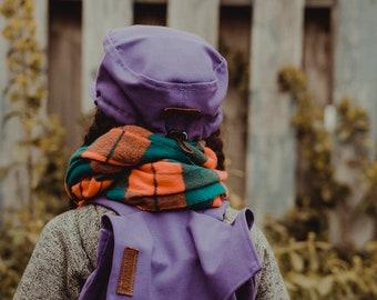 Adventure Backpack - Purple