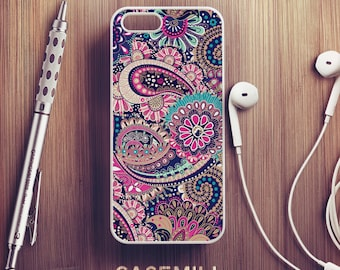 Paisley Pattern iPhone 6 Case Boho iPhone 6s Case iPhone 6 Plus Case iPhone 6s Plus Case iPhone 5s Case iPhone 5 Case iPhone SE Case