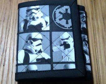 Star Wars Stormtrooper Quilted Wallet
