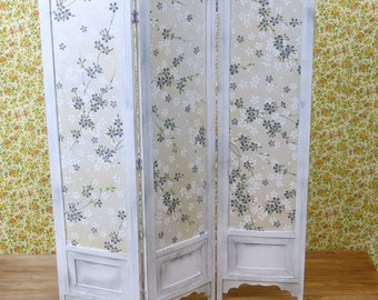 1/4 Scale Folding Screen