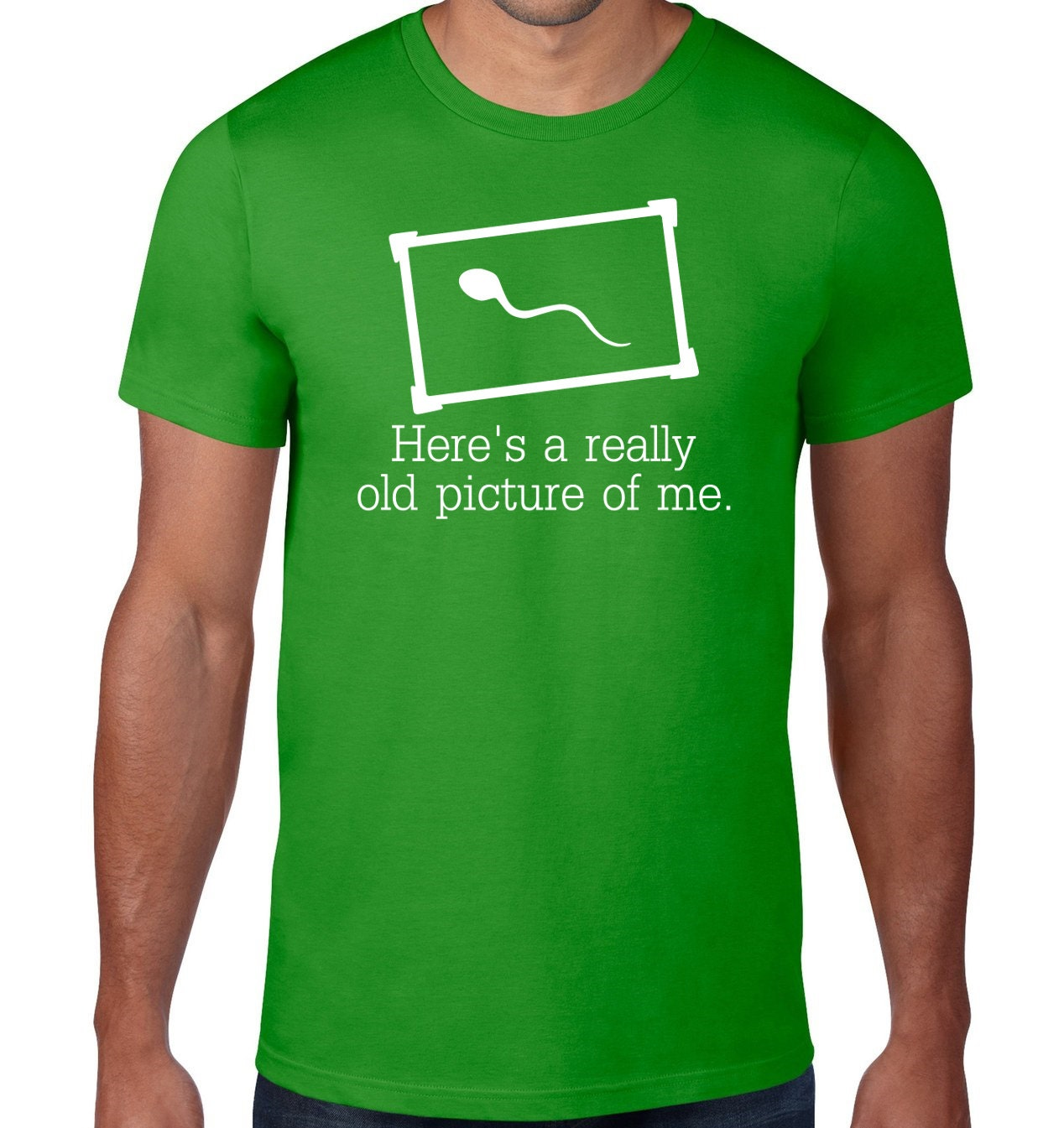 CLEARANCE FINAL SALE Funny TShirt Really Old Picture Funny