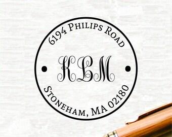 Custom Embosser,  Embosser, Embossing Stamp, Embosser Seal, Monogram Embosser, Wedding Embosser, Hand Held Embosser, Address Embosser- KLM