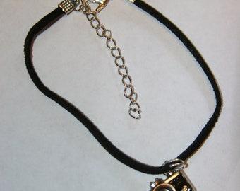 Leather Photographer Bracelet